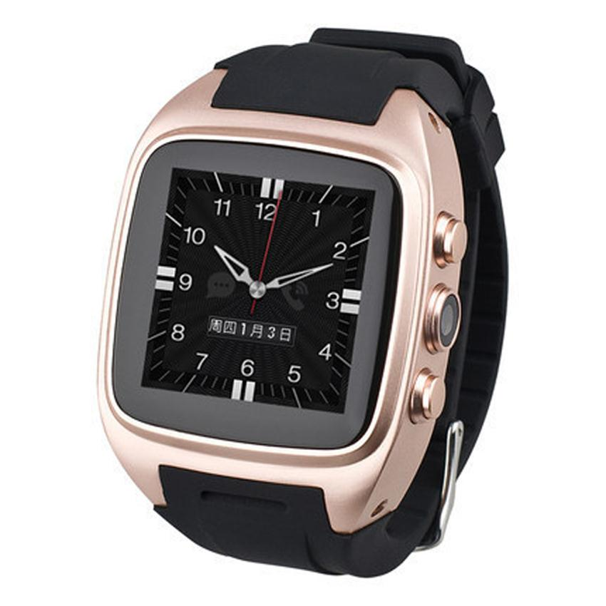 2016 wifi smartwatch x1 android smart watch with gps 3g wifi gprs bluetooth watch for android for Android watches