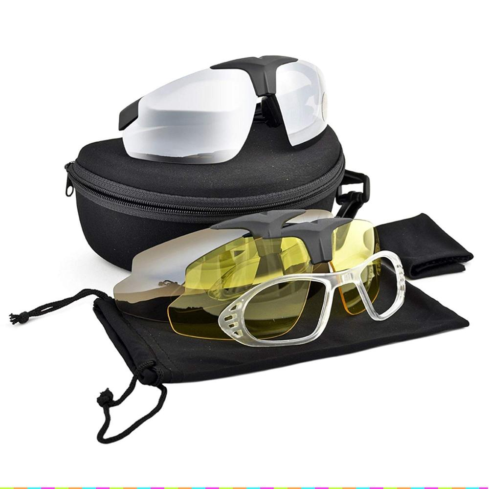 GOGGLES SUNGLASSES MENS BIKERS MOTORCYCLE MOTOR POLARIZED glasses EYEGLASSES