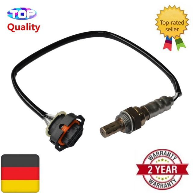 5wk91709 brand new lambda oxygen o2 sensor wire length 360mm for rh aliexpress com Crank Sensor Wiring Diagram Crankshaft Position Sensor Diagram