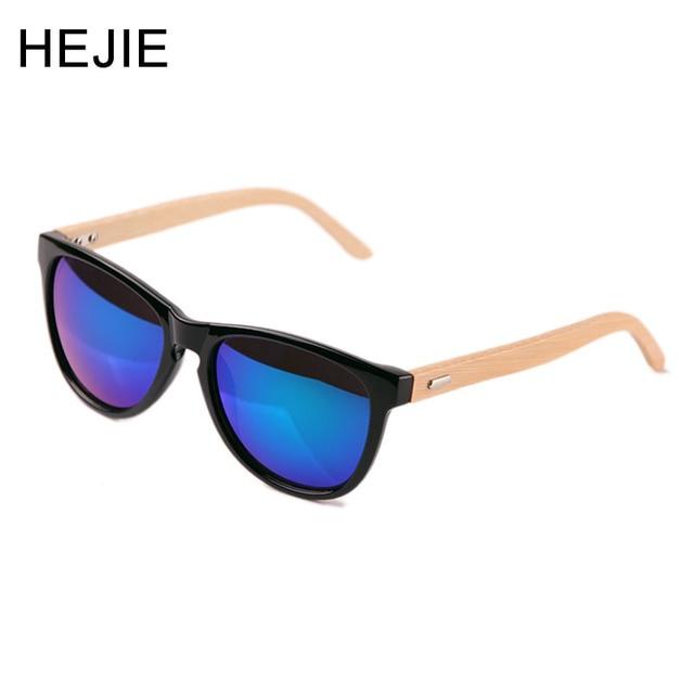 7c0d33350439e Mode Hommes Femmes En Bois lunettes de Soleil Polarisées UV Protection Hand  Made Acetate Cadre Bois