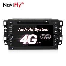 NaviFly Android 7.1 gps per auto tracker car radio auto DVD di Navigazione per Chevrolet Captiva Epica Lova Aveo Spark Optra 4G wifi