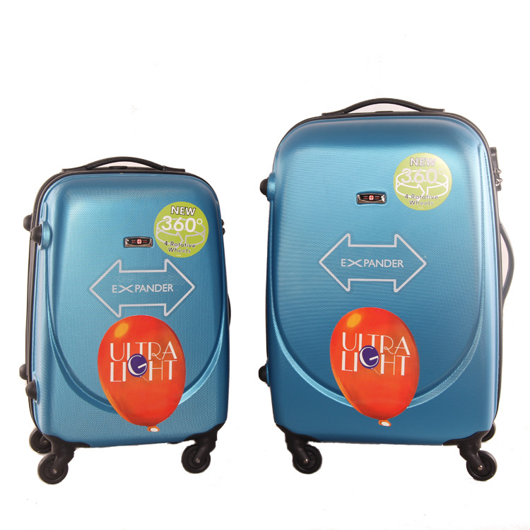 20-inch ABS rod box gift suitcase Female check-in luggage wheels bags