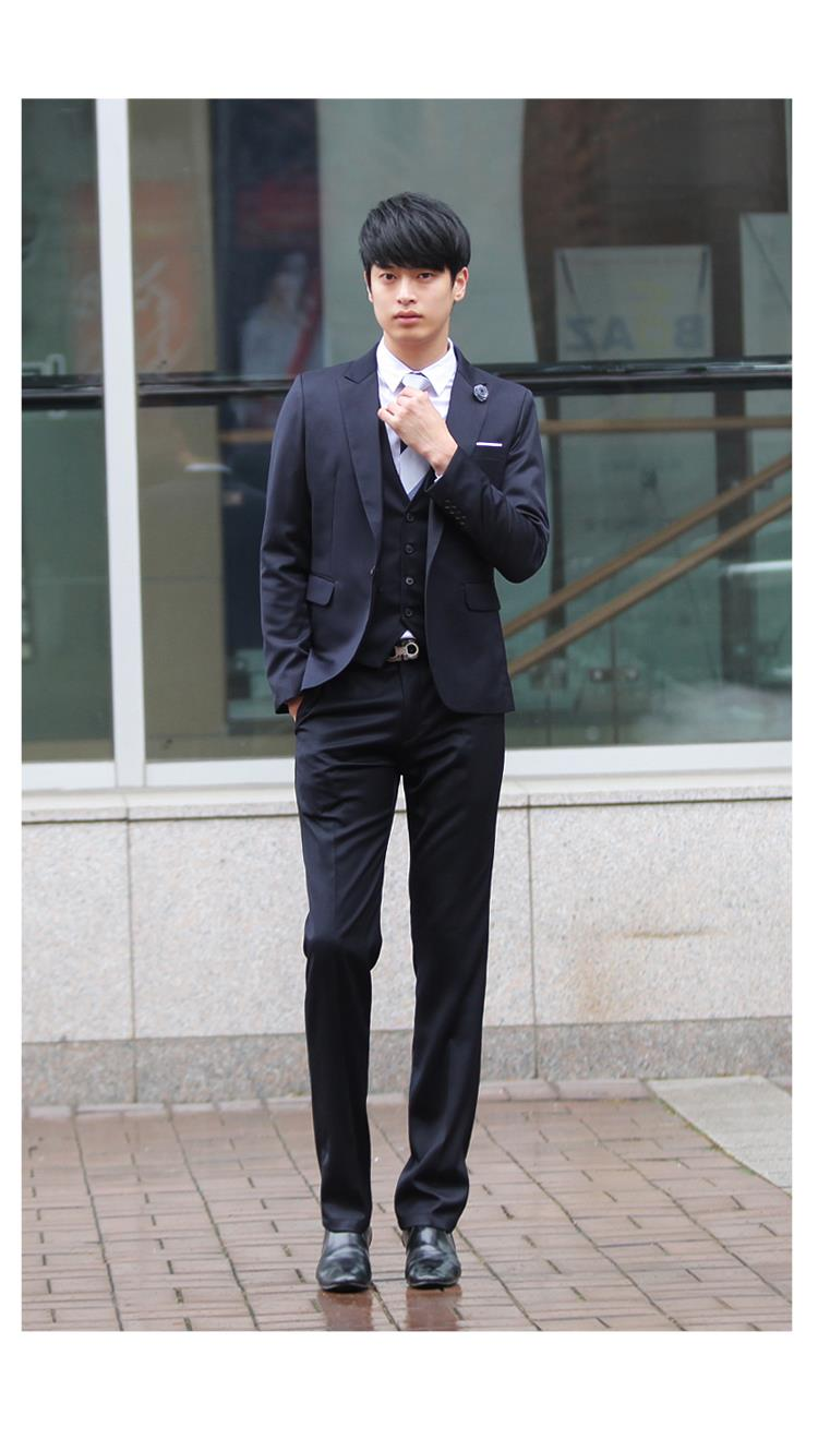 Aliexpress.com : Buy Mens tailor suit jacket with pants Tuxedo ...