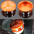 Motorcycle Rear Fluid Brake Master Cylinder Reservoir Cap Cover For KTM 690 Duke 990 SUPERDUKE R