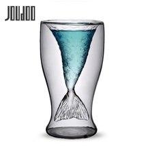 Классическая бутылка воды для русалки joudoo 100 мл стеклянная