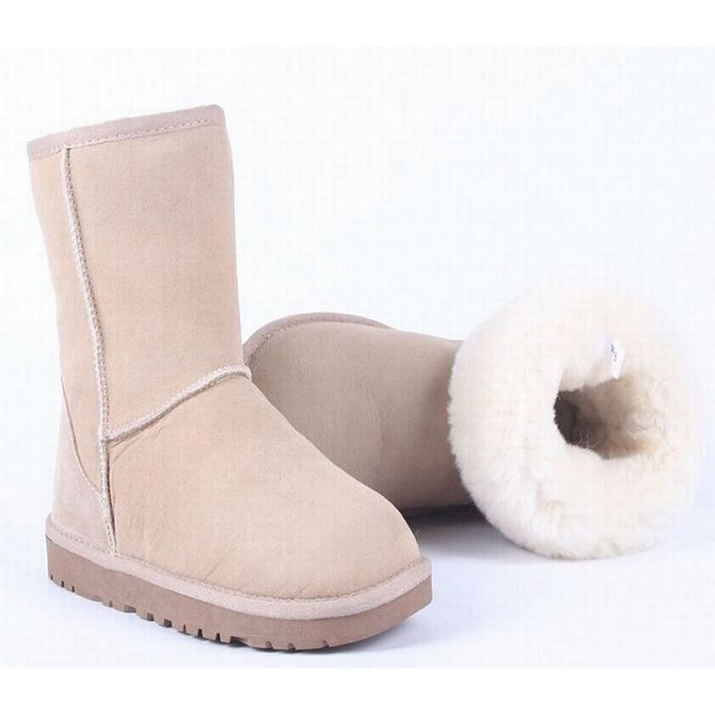 2015 winter new arrival women mid calf genuine leather suede snow boots warm thick bottom ladies cotton shoes plus size 35-45 nuckily men mid calf socks warm cotton made