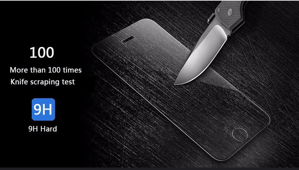 Tempered Glass for iPhone 6 6S Screen Protector for iPhone 7 Plus Glass Film for iPhone 8 plus X XR XS SE 5S Tough Protection 14