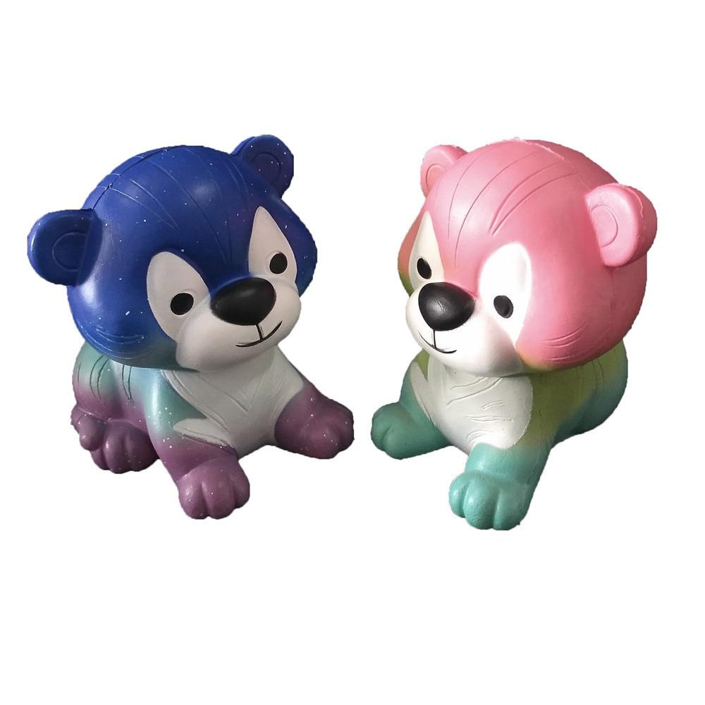 Squishies Slow Rising Jumbo Tiger Cute Squishy Toys Stress
