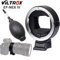 Viltrox EF-NEX IV Schneller Autofokus-objektiv Adapter für Canon EOS EF objektiv Sony NEX E Vollformat A7 A7R A7SII A6300 A6000 NEX-7