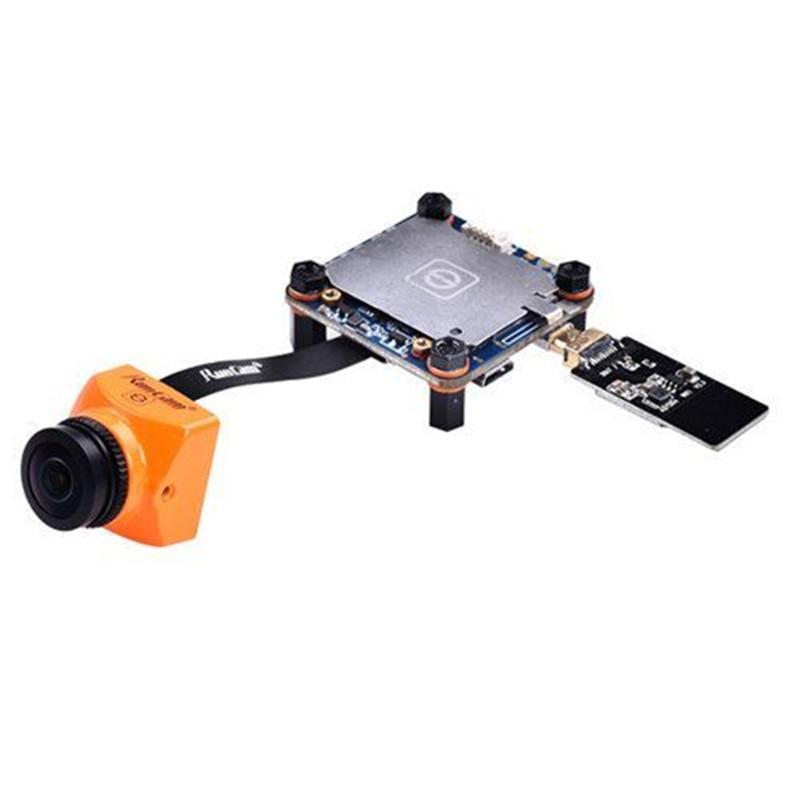 Nuevo RunCam Split 2 S WiFi Super WDR Mini cámara FPV 1080 P 60fps DVR HD grabación OSD NTSC/ PAL para Dron RC-in Partes y accesorios from Juguetes y pasatiempos    1