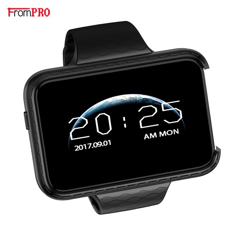I5S Smart Mobiele Horloge 2.2 inch MTK2502C Stappenteller SIM Video Record Music TF Card Verlengen GSM MP3 MP4 Camera bluetooth Smartwatch-in Smart watches van Consumentenelektronica op  Groep 1