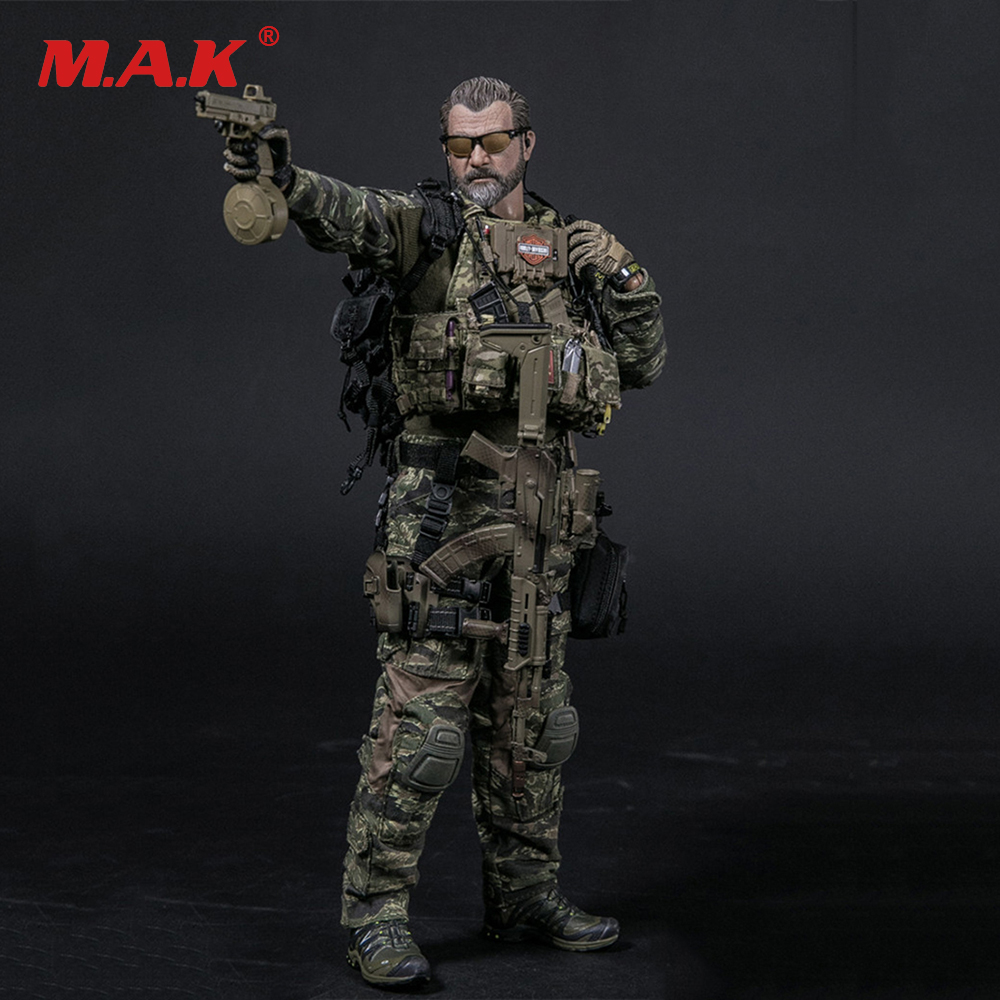1/6 PMSCs (PRIVATE MILITARY and SECURITY COMPANIES)CONTRACTOR IN SYRIA Action Figures Full Set DAM 78041 Colletible with box np gc b002 1 10 exo armored suit private military contractor
