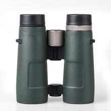 BIJIA 10X42 Nitrogen-filled Waterproof Fogproof binoculars Large Eyepiece Professional Bak4 Prism for Hunting Bird Watching цена