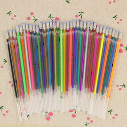 36pcs set flash gel pen refill color full shinning refill for the child s drawing office.jpg 250x250