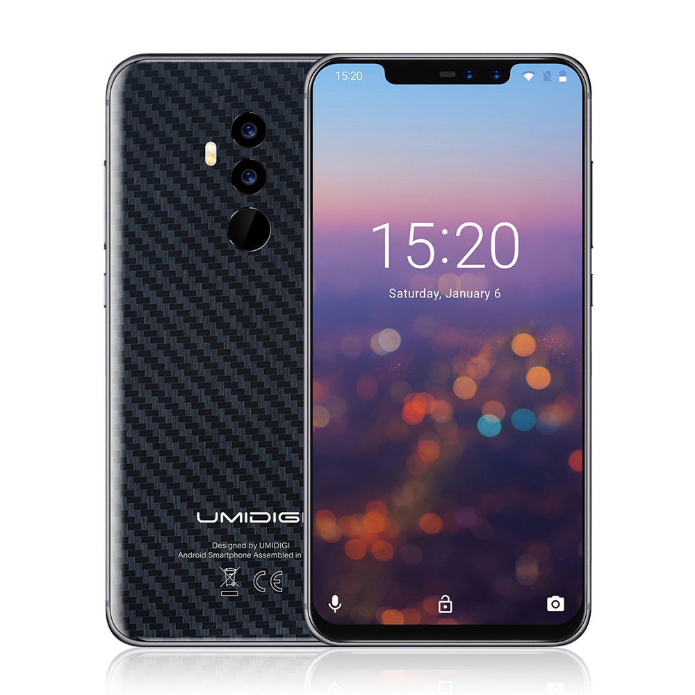 UMIDIGI Z2 4G <font><b>Smartphone</b></font> Special Edition Android 8.1 6.2