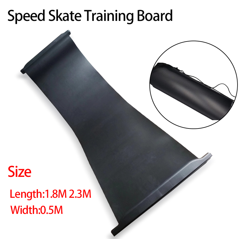 Professional Roller Skating Training Props Adults Inline Speed Skates Training Slide Board Balance Exercise Skateboard Foot Pad