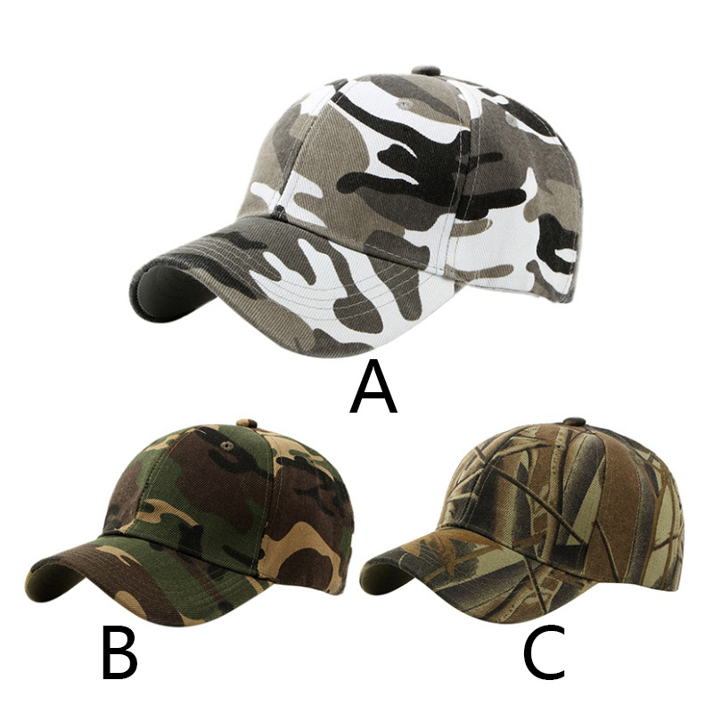 Outdoor Hiking Hat Camouflage Cap Travel Cap Male Hat Camouflage Hunting Hat free shipping 2017 male hat male spring and winter fashion hat