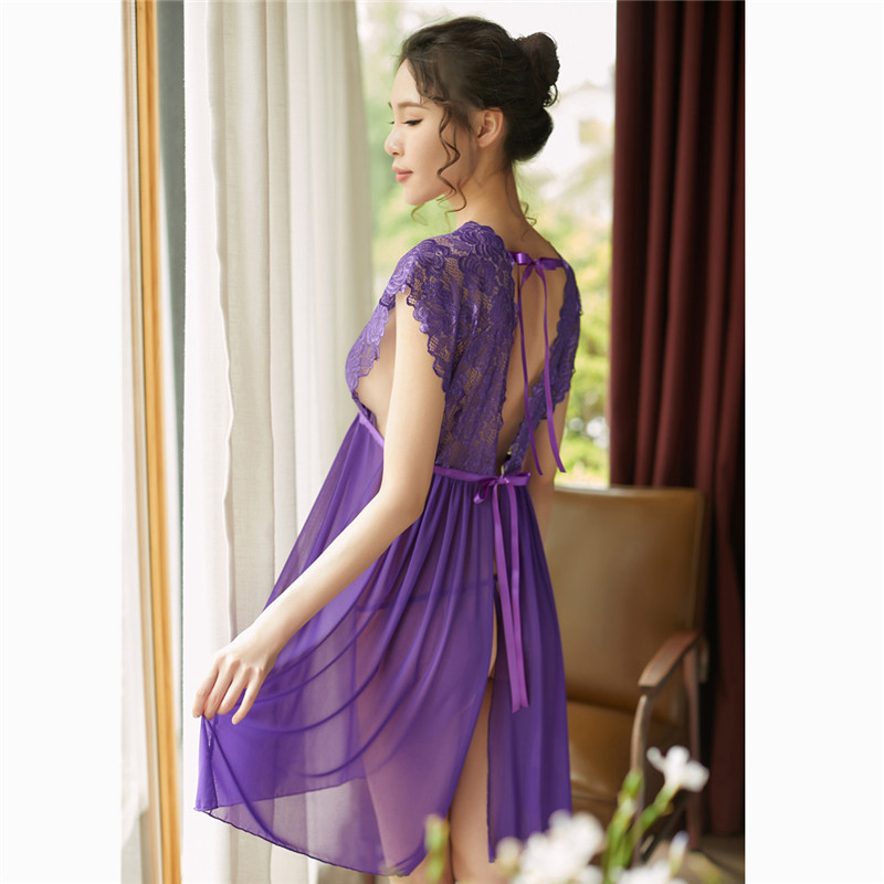 Dress Lace Silk For