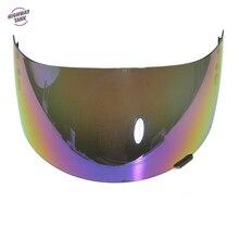 Iridium Motorcycle Helmet Visor Lens Full Face Shield Case for SHOEI CX1-V X11 Raid 2 XR1000 X-Spirit Multitech