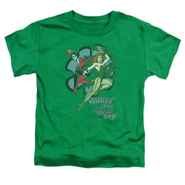 Trevco Dc-Harley Ivy Short Sleeve Toddler Tee -