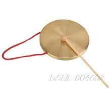 Alto Hand Gong Chapel Copper Cymbals Percussion 15.5 Diameter Opera Gong