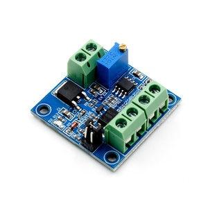 Image 4 - PWM כדי מתח ממיר מודול 0% 100% כדי 0 10V עבור PLC MCU דיגיטלי לאנלוגי אות PWM Adjustabl ממיר כוח מודול