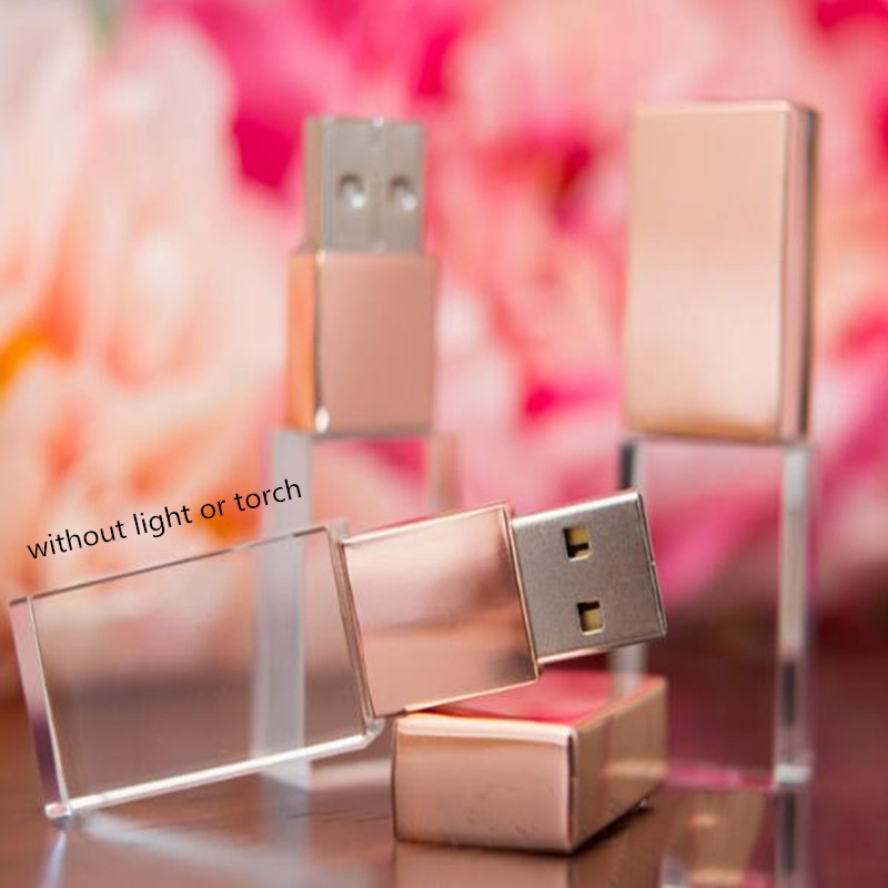 Free logo fee! New Elegant Rose Gold Hot Pink Crystal usb 2.0 memory flash stick pen drive custom logo rose gold usb 2 0 memory flash stick pen drive
