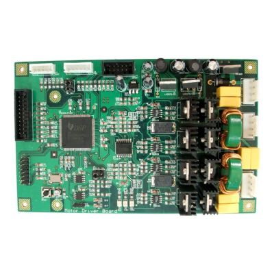 Infiniti / Challenger FY-33VB Printer Motor Driver Board challenger infiniti printer leadshine ac servo motor driver acs806 03 for fy 3206ha fy 3208ha printer