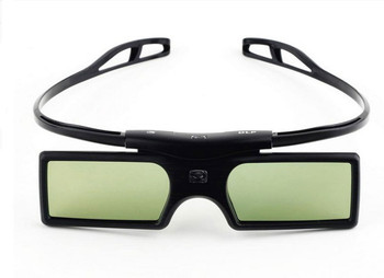 DLP LINK 3D żarówka jak okulary aktywne migawki 3D okulary DLP LINK gotowy projektor uniwersalny 3D DLP LINK okulary do projektora Optoma acer tanie i dobre opinie Brak KX-30 Okulary Tylko Lornetka Pakiet 1 shutter SHARK TEETH Nie-Wciągające 3d active shutter glasses Active shutter 3D glasses