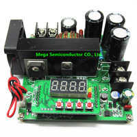 B900W Input 8 60V To 10 120V 900W DC Converter High Precise LED Control Boost Converter