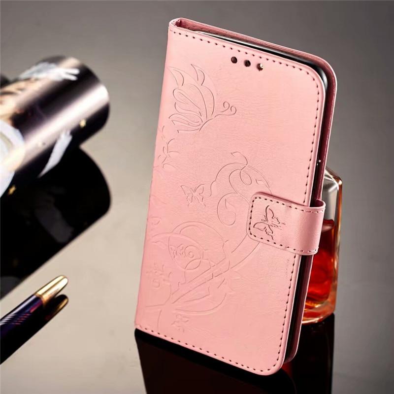 Lyxiga blommaskinnfodral för Huawei Honor 8 fodral 5,2 tums - Reservdelar och tillbehör för mobiltelefoner - Foto 6