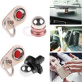1 Set 360 Degree Ring Mobile Phone Finger Grip Holder and Car Air Vent Phone Holder Stand For Iphone For Samsung