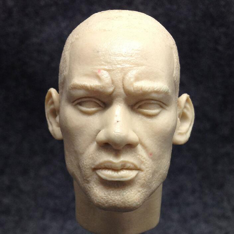 Blank 1//6 scale  Evil Dead 2 Ash Williams Henrietta head sculpt unpainted