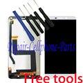 Белый полный жк-дисплей + сенсорный экран планшета ассамблея для пусть v Le1 Pro X800 1440 x 2560 + бесплатные инструменты