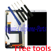 White Full LCD DIsplay + Touch Screen Digitizer Assembly For LeTV Le1 Pro X800 1440x2560 + Free tools