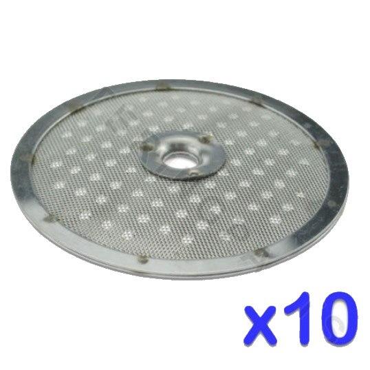 CONFEZIONE 10x1081021 GAGGIA Macchina per il caffe 55mm Gruppo testa FiltroCONFEZIONE 10x1081021 GAGGIA Macchina per il caffe 55mm Gruppo testa Filtro