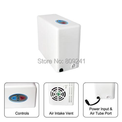 mini concentrateur d'oxygène portable associé à 2 piles pour - Appareils ménagers - Photo 3