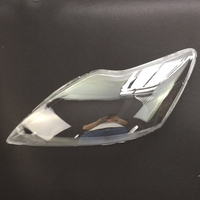 For Ford Focus Front headlights headlights glass mask lamp cover transparent shell lamp masks 2009 2011
