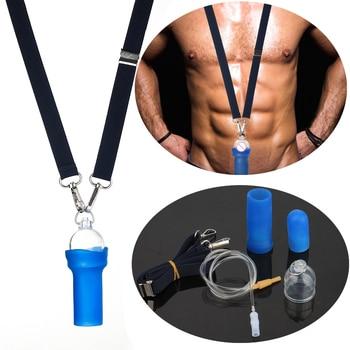 Pro männlichen penis extender enlarger enhancer system bahre kit mann verbesserung, phallosan androgrow penis pumpe penis erweiterung