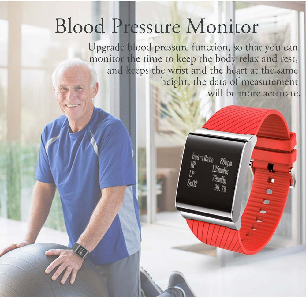 X9 plus smart bracelet band upgraded heart rate monitor blood pressure oxygen monitor smart watch Android