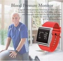 X9 плюс Смарт Браслет обновлен пульсометр измерять кровяное давление и Монитор кислорода Smart Watch Android браслет старшего подарок