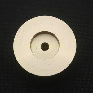 Image 3 - 1 PC 44*25mm złoty anodowane CNC obrabiane stałe aluminiowe pokrętło potencjometru dla DAC CDPlayer wzmacniacz głośnik objętość