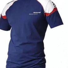 Последняя одна мотоциклетная футболка для бега Мужская Джерси мотоцикл T для BMW одежда