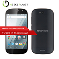 Yota yotaphone 2 yd201 original teléfono móvil qualcomm snapdragon 800 5.0 pulgadas fhd siempre-on e-ink pantalla de nuevo 4g lte smartphone