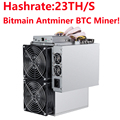 In stock! Antminer T15 Bitmain Newest 7nm BTC BCH/BCC Miner! AntMiner T15 23T SHA-256 Miner with APW8 PSU Asic New Miner