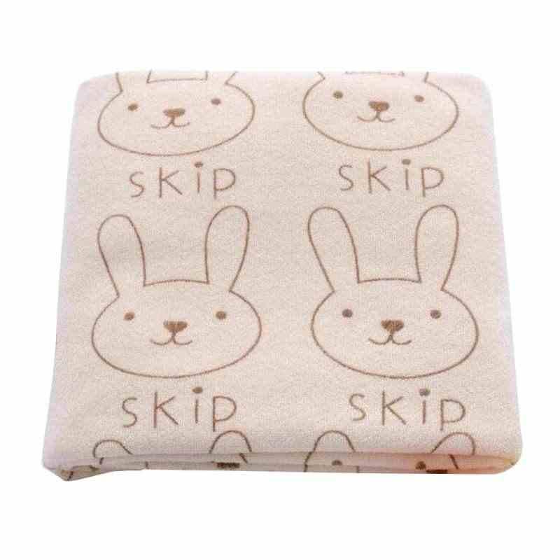 Милое детское одеяло с рисунком из мультфильма s, утолщенное детское одеяло с кроликом, постельное белье для новорожденных малышей, одеяло s tower