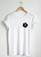 Hibiscus Flower Camicia-Impianto Tshirt Camicia Unisex o Womans shirt Mens Regalo Naturale Fiore Pianta Carino Graphic-D186