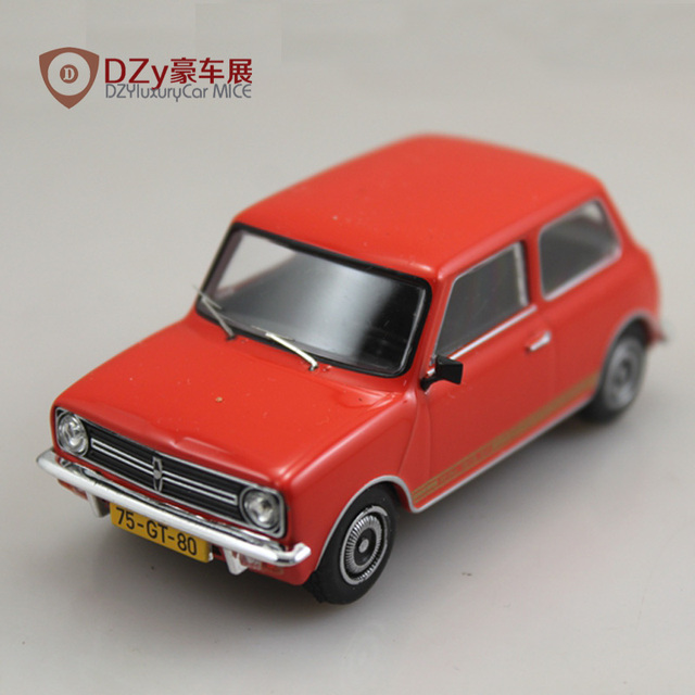 Vanguards 143 Diecast Toy Cars Va13504b Mini Clubman 1275 Gt Lhd