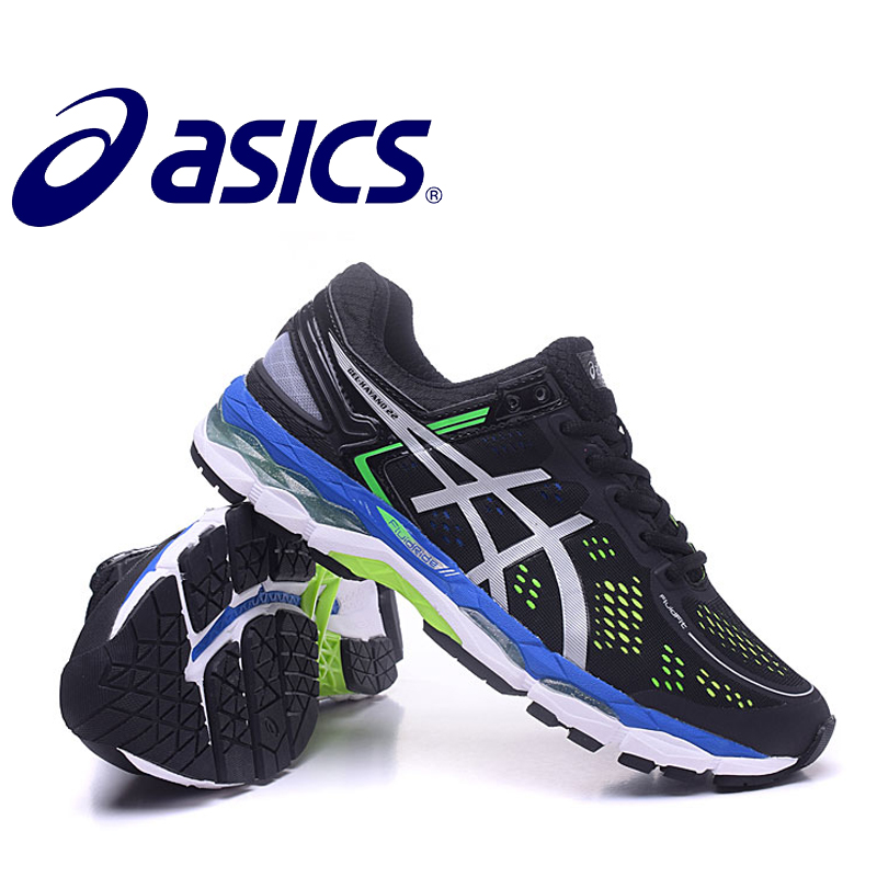 ASICS GEL-KAYANO 22 Original Men's Sneakers Running Stability Asics Man's Running Shoes Breathable Sports Shoes Running Shoes цены онлайн