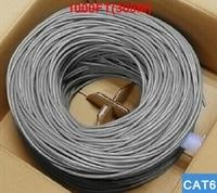 [Readstar] TYF UTP CAT6 сетевой кабель 1000FT (305 метра) весь рулон кабель Ethernet 4 пара 23AWG медных проводов сетевой кабель